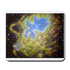 Toaster Passes Nebula Mousepad