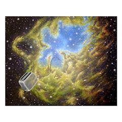 Toaster Passes Nebula Posters