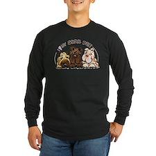 Chinese Shar Pei Lover Long Sleeve T-Shirt