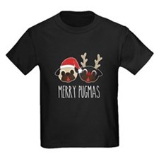 Christmas Merry Pugmas T-Shirt