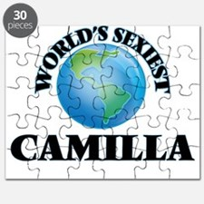 World's Sexiest Camilla Puzzle