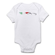 Formula 1 Italy Infant Bodysuit