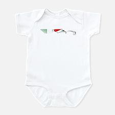 Formula 1 Italy Infant Bodysuit