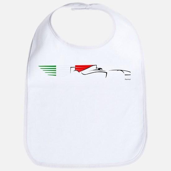 Formula 1 Italy Bib