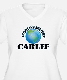 World's Sexiest Carlee Plus Size T-Shirt