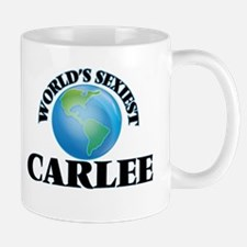 World's Sexiest Carlee Mugs