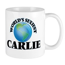 World's Sexiest Carlie Mugs