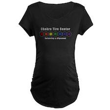 Chakra Tire Center T-Shirt