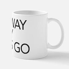 No Way Mug