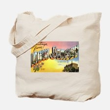 Greetings from New Jersey Tote Bag
