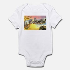 Greetings from New Jersey Infant Bodysuit