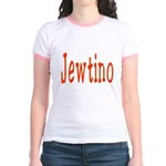 Jewish Latino Jewtino Jr. Ringer T-Shirt