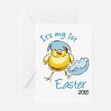 It's My First Easter 201 Greeting Cards (Pk of 10)