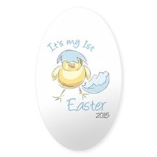 It's My First Easter 2015 Decal