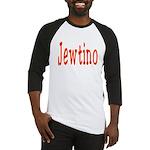Jewish Latino Jewtino Baseball Jersey