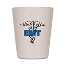 EMT-Paramedic Shot Glass