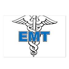 EMT-Paramedic Postcards (Package of 8)