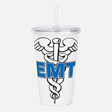 EMT-Paramedic Acrylic Double-wall Tumbler