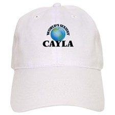 World's Sexiest Cayla Baseball Cap