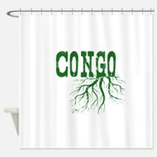 Congo Roots Shower Curtain