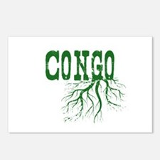 Congo Roots Postcards (Package of 8)