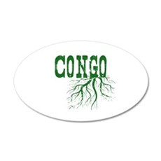 Congo Roots Wall Decal
