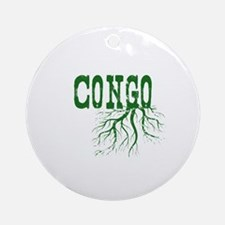 Congo Roots Ornament (Round)