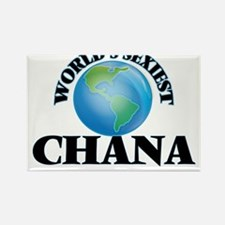 World's Sexiest Chana Magnets