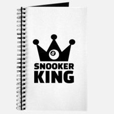 Snooker king crown Journal