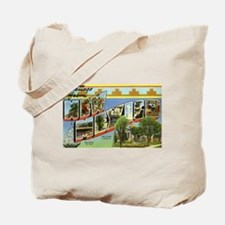 Greetings from New Mexico Tote Bag