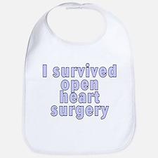 Open heart surgery - Bib