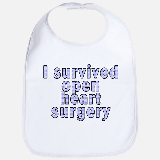 Open heart surgery - Bib