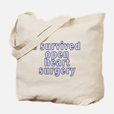 Open heart surgery - Tote Bag