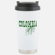 Colombia Roots Stainless Steel Travel Mug