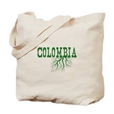 Colombia Roots Tote Bag