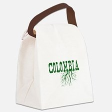 Colombia Roots Canvas Lunch Bag