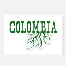 Colombia Roots Postcards (Package of 8)