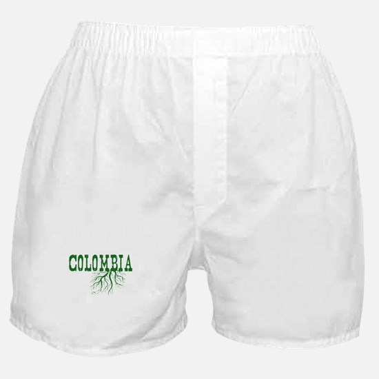 Colombia Roots Boxer Shorts