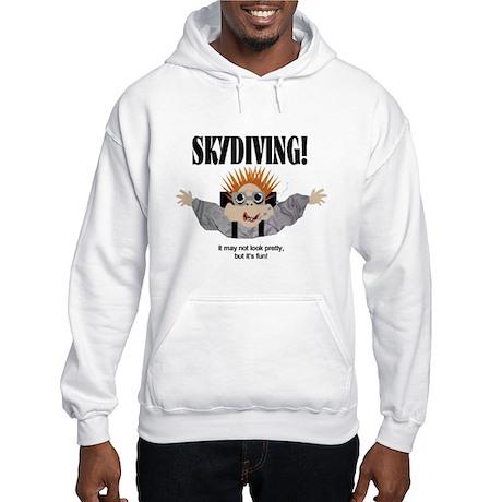 Skydiving Hooded Sweatshirt