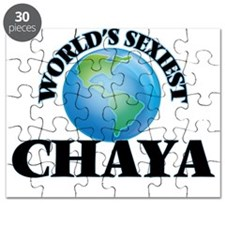 World's Sexiest Chaya Puzzle