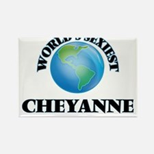 World's Sexiest Cheyanne Magnets