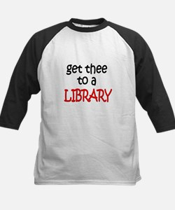 Library Tee