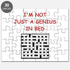 cruciverbalist Puzzle