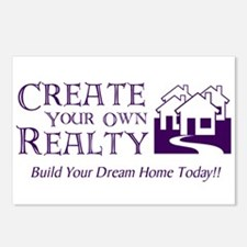 Create Your Own Realty Postcards (Package of 8)