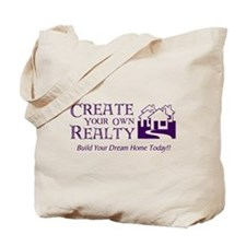 Create Your Own Realty Tote Bag