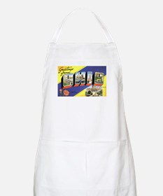 Greetings from Ohio BBQ Apron