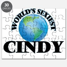 World's Sexiest Cindy Puzzle