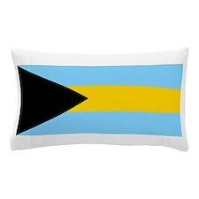 Bahamas Flag Pillow Case