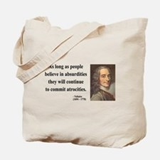 Voltaire 2 Tote Bag