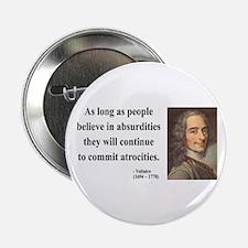"Voltaire 2 2.25"" Button"